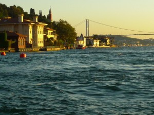 Yalis on the Bosphorus, Istanbul, Turkey