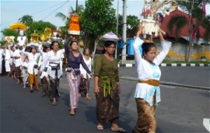 Balinese traditions still integral to life on the island